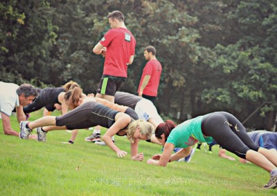 ZEN Bootcamp Teddington